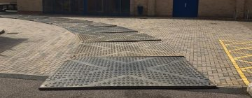 Paving protection