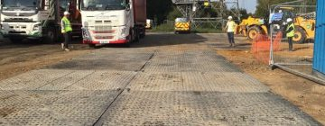 Large-Scale Renewable Energy Trackway Project