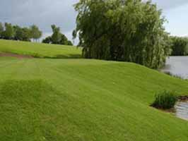 Golf Course Maintenance - October